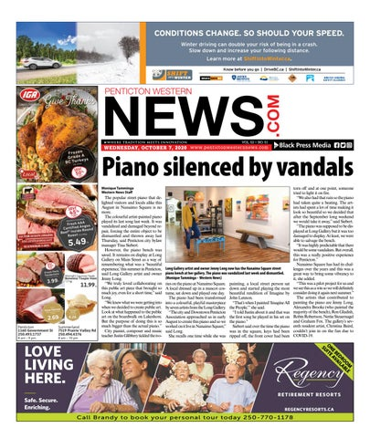Penticton Western News, October 7, 2020