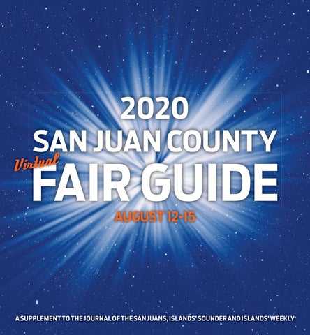 2020 san Juan County Fair Guide
