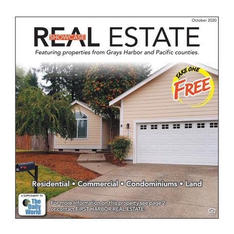 Real Estate Showcase Oct. 2020