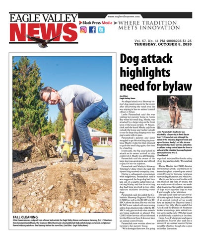 Eagle Valley News, October 8, 2020