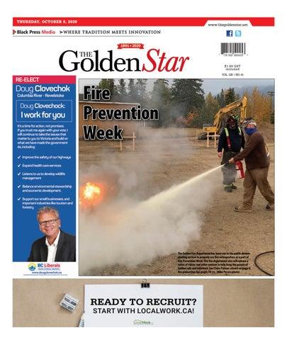 Golden Star, October 8, 2020