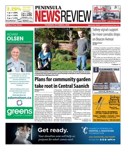 Peninsula News Review, October 8, 2020