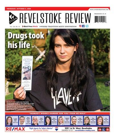 Revelstoke Times Review, October 8, 2020