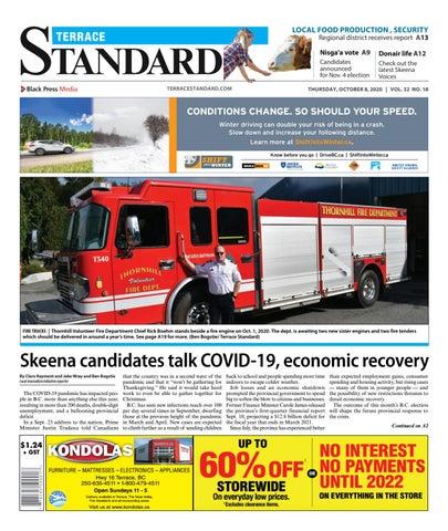 Terrace Standard, October 8, 2020
