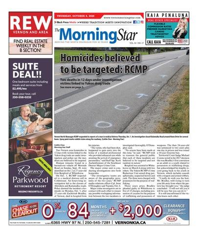 Vernon Morning Star, October 8, 2020