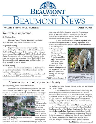 Beaumont_News_October_2020