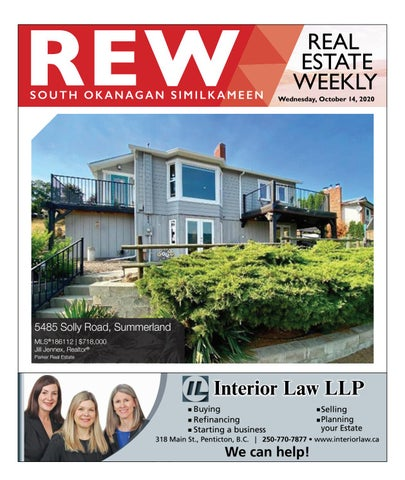 October 14, 2020 Penticton Western News