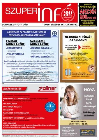 Dunakeszi 2020.10.16