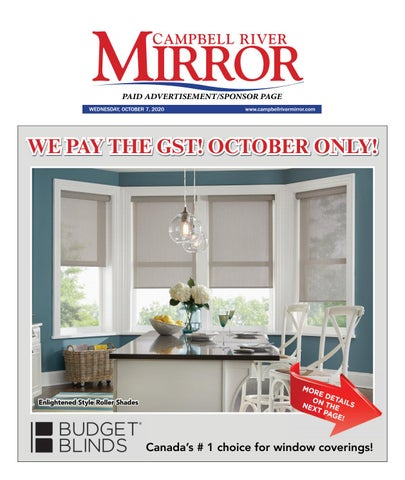 Campbell River Mirror, October 7, 2020