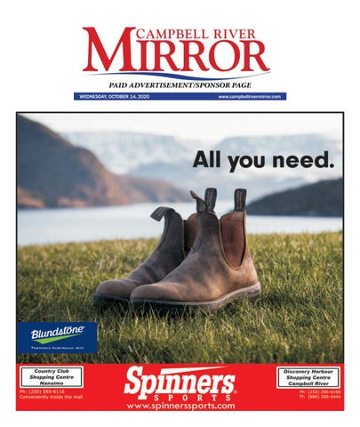 Campbell River Mirror, October 14, 2020
