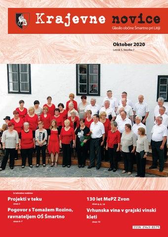 Krajevne novice - oktober 2020 (letnik 5, št. 7)