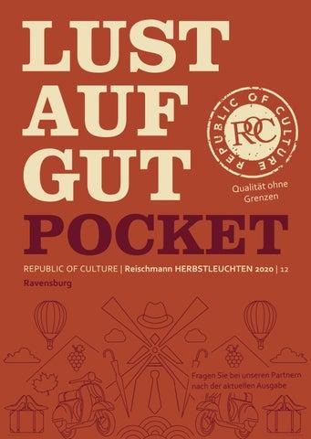 LUST AUF GUT Pocket | Reischmann HERBSTLEUCHTEN 2020 | Ravensburg