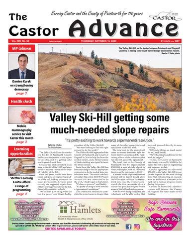 Castor Advance, October 15, 2020