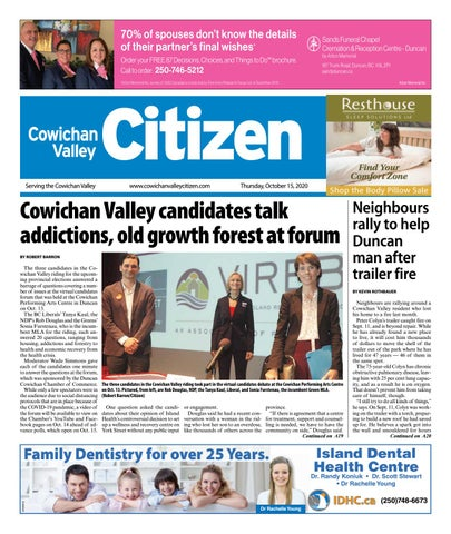 Cowichan Valley Citizen, October 15, 2020