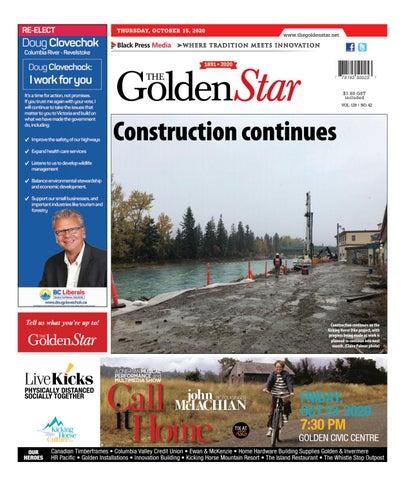 Golden Star, October 15, 2020