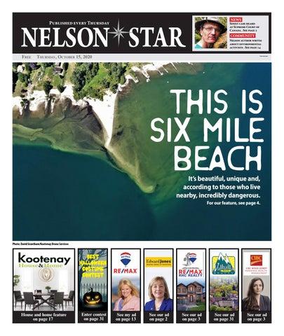Nelson Star/West Kootenay Advertiser, October 15, 2020