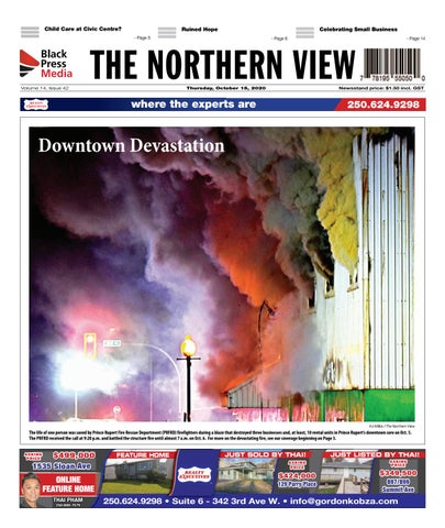 The Northern View/Northern Connector, October 15, 2020