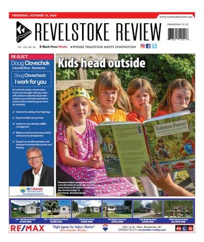 Revelstoke Times Review, October 15, 2020