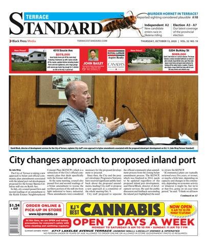 Terrace Standard, October 15, 2020