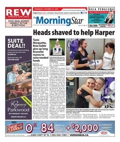 Vernon Morning Star, October 15, 2020