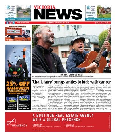 Victoria News, October 15, 2020