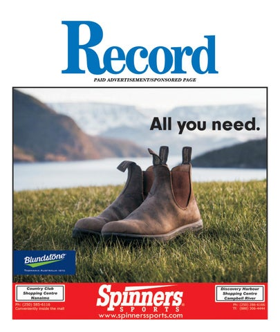 Comox Valley Record, October 14, 2020