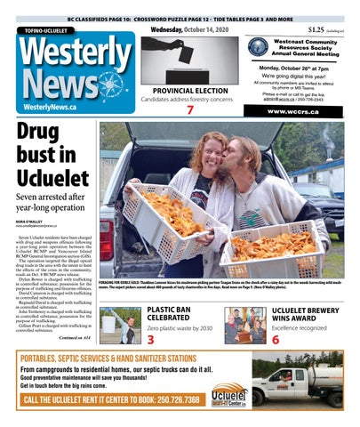 Tofino-Ucluelet Westerly News, October 14, 2020