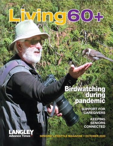 Living 60plus Magazine Oct Edition