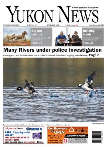 Yukon News, October 16, 2020
