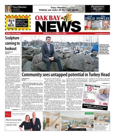 Oak Bay News, October 15, 2020