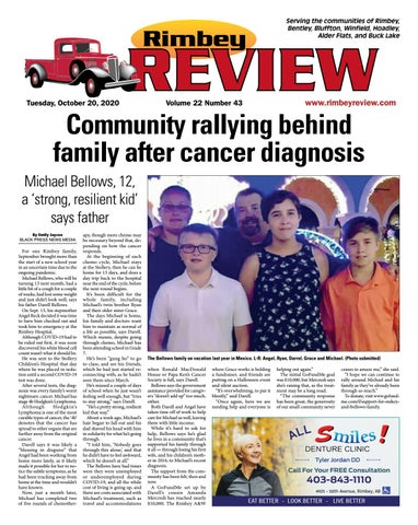 Rimbey Review, October 20, 2020