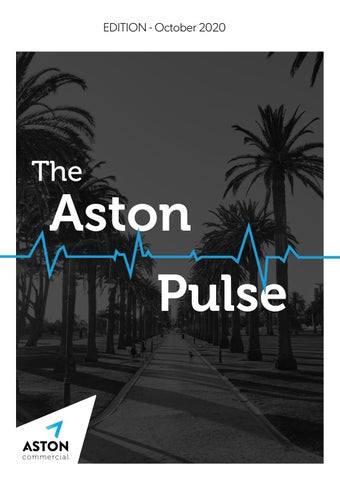 The Aston Pulse - October 2020