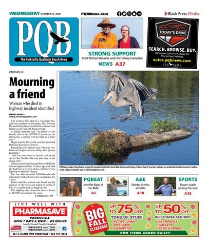 Parksville Qualicum Beach News, October 21, 2020