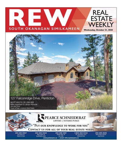 October 21, 2020 Penticton Western News