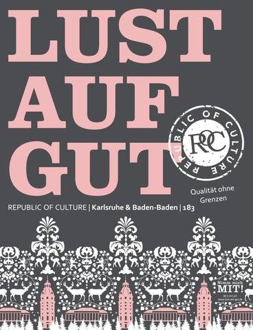 LUST AUF GUT Magazin | Karlsruhe Nr. 183