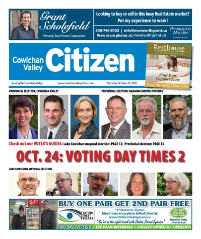 Cowichan Valley Citizen, October 22, 2020