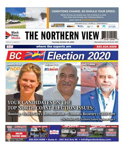 The Northern View/Northern Connector, October 22, 2020