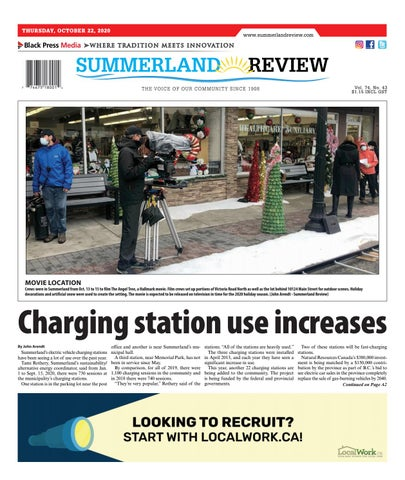 Summerland Review, October 22, 2020