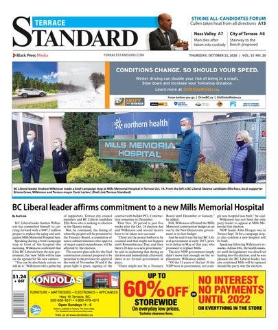 Terrace Standard, October 22, 2020