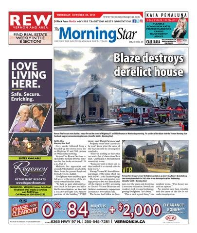 Vernon Morning Star, October 22, 2020