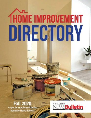 Nanaimo Home Improvement Directory 2020