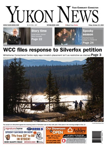 Yukon News, October 23, 2020