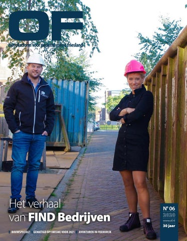 Ondernemend Friesland editie 6 oktober 2020