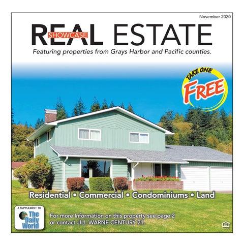 Real Estate Showcase Nov. 2020