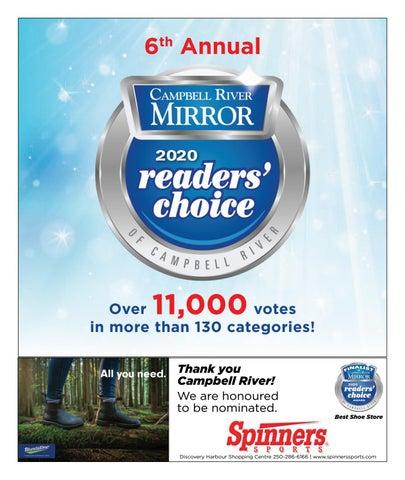 October 28, 2020 Campbell River Mirror