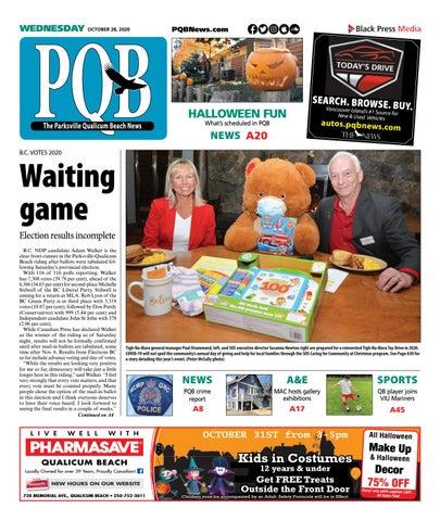 Parksville Qualicum Beach News, October 28, 2020