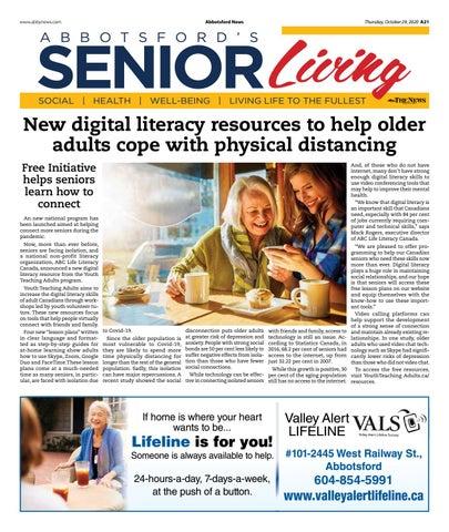 Senior Living October 2020