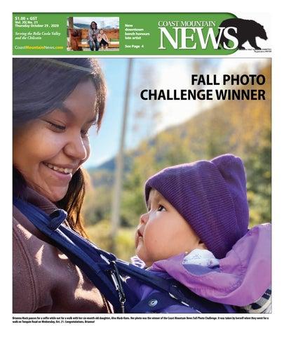 Coast Mountain News, October 29, 2020