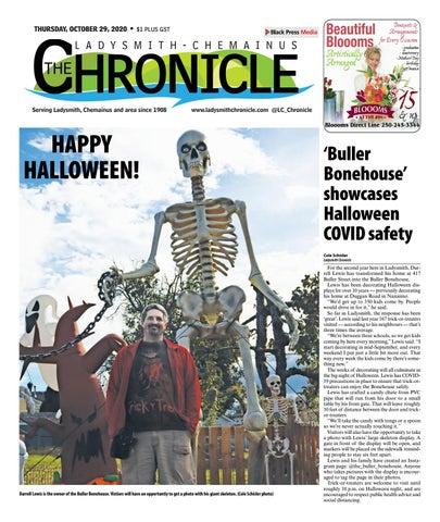 Ladysmith Chronicle, October 29, 2020