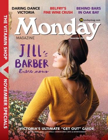 Monday Magazine, October 29, 2020